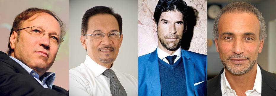Ghaleb Bencheikh, Anwar Ibrahim, Felix Marquardt i Tariq Ramadan: Muslimanske demokrate svih zemalja, ujedinite se!