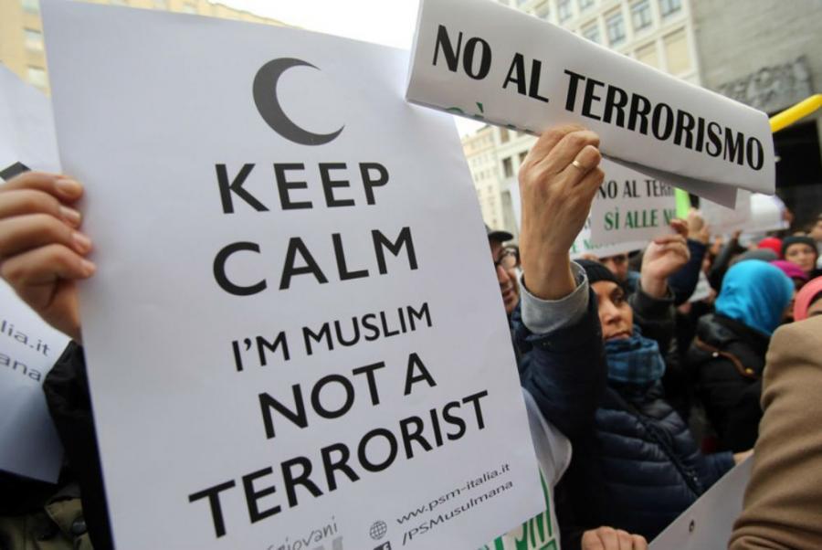 Šta terorizam ima s islamom?
