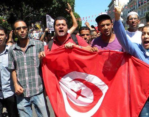Tunis: nezaustavljivi tok