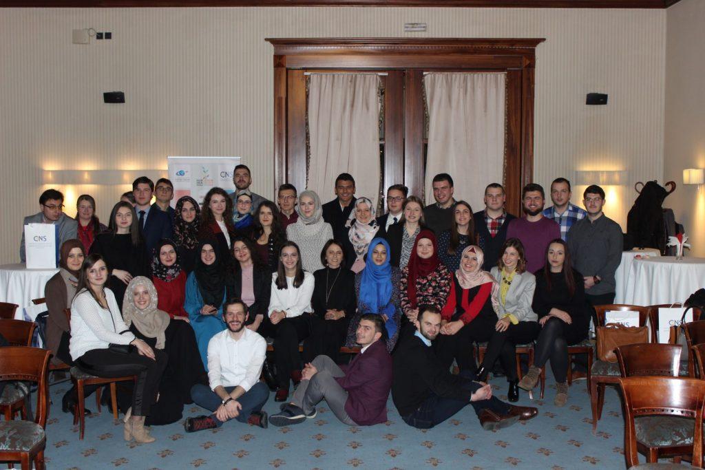 Završna ceremonija Balkanske škole za mlade za 2016. godinu