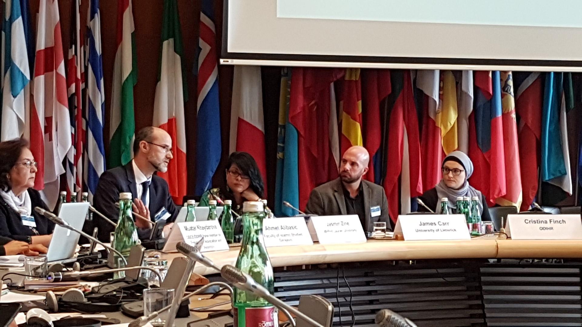 Beč: Direktor Centra učestvovao na OSCE-ovoj konferenciji