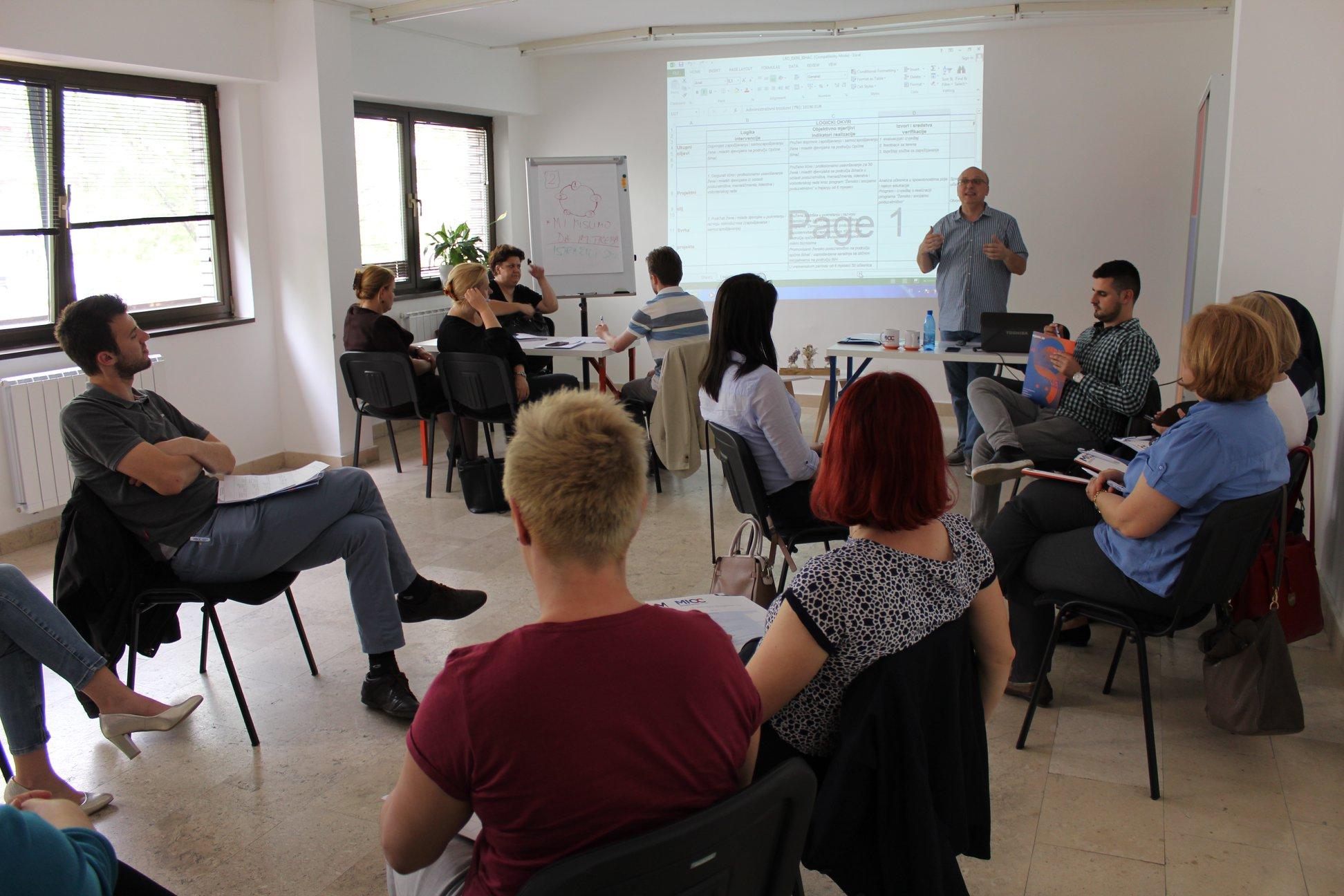 Tuzla: Projektni menadžment-korak po korak