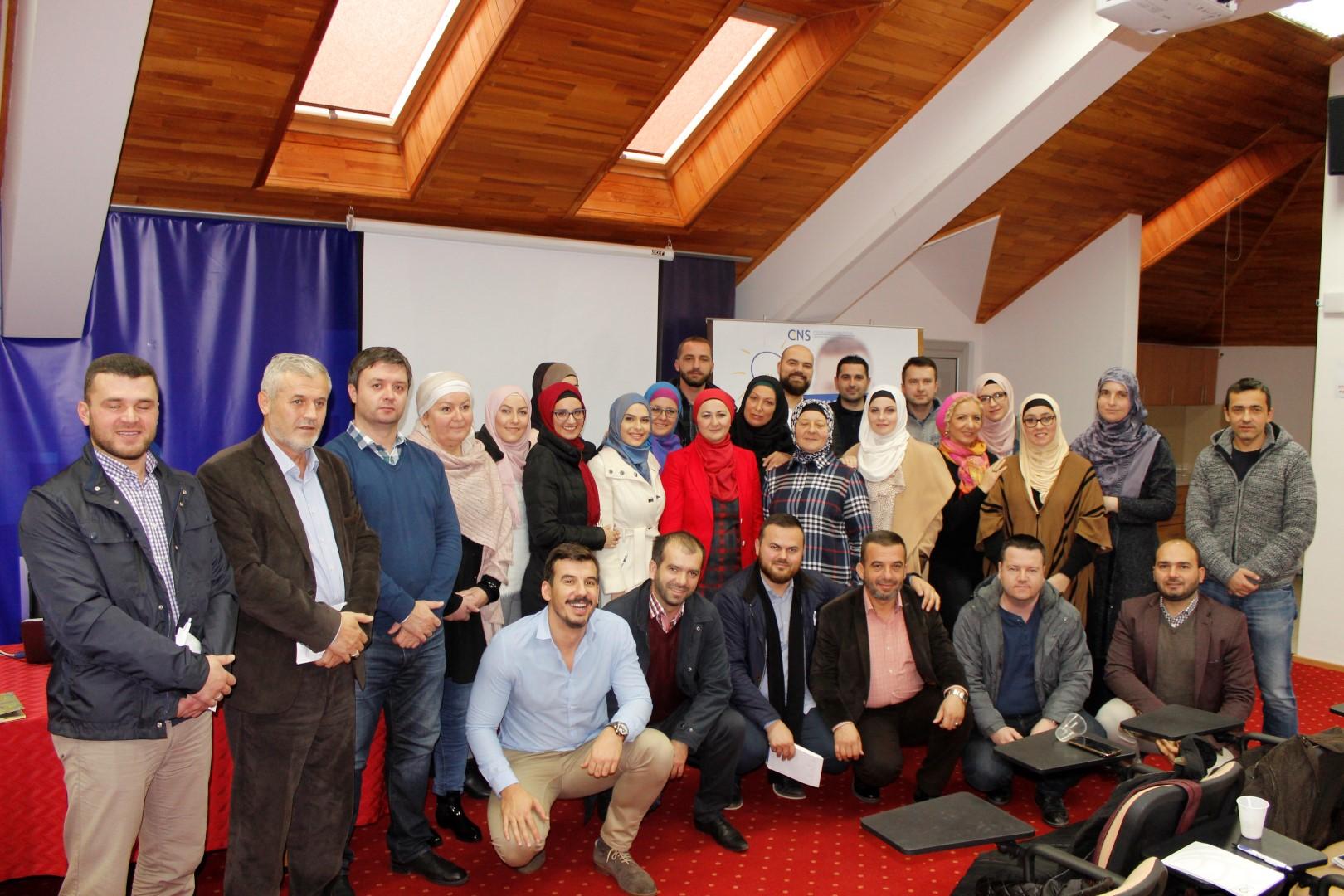 Održan seminar za profesore medrese iz Podgorice
