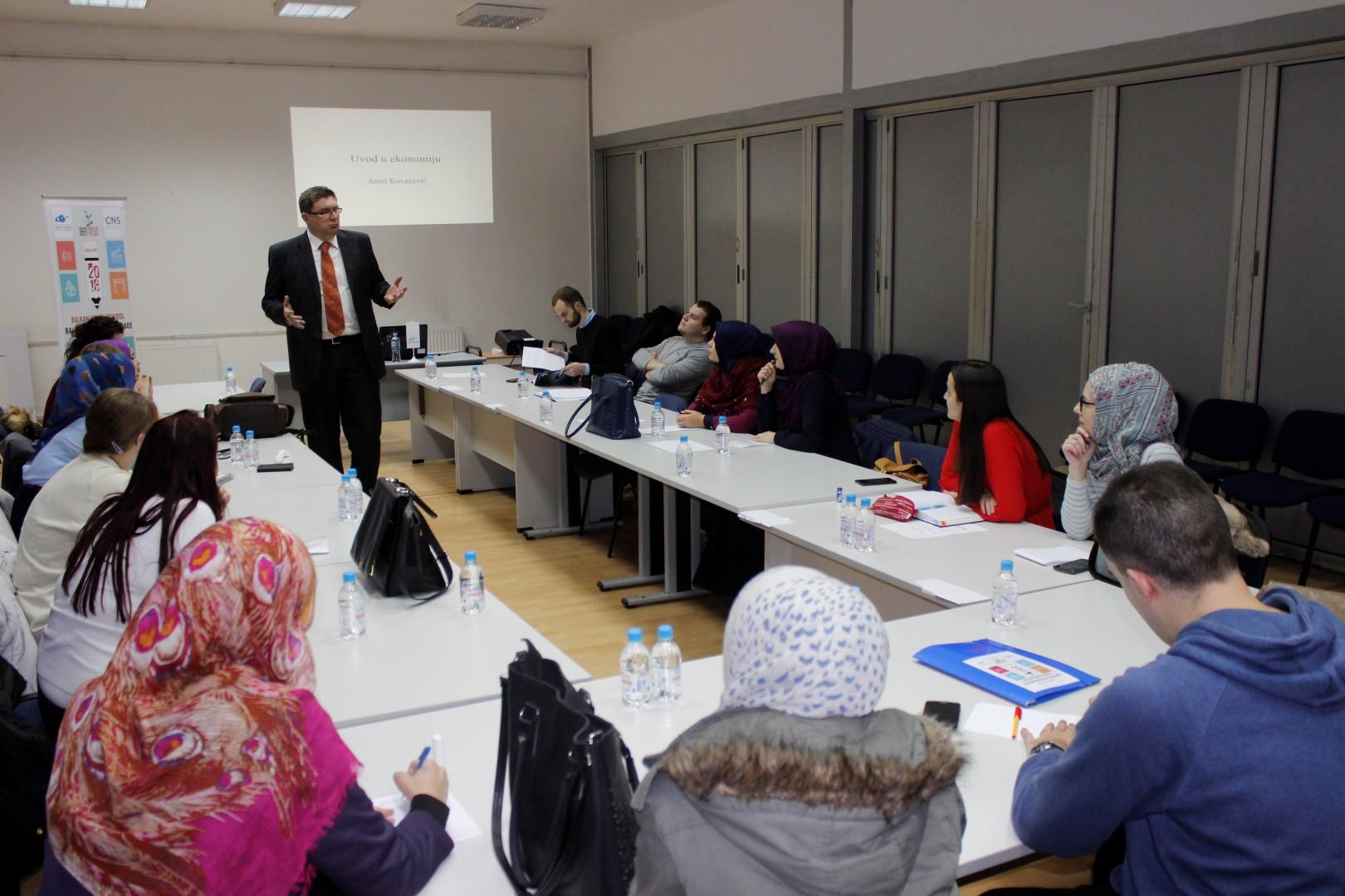 BYS: Predavanja iz ekonomije i međunarodnih odnosa