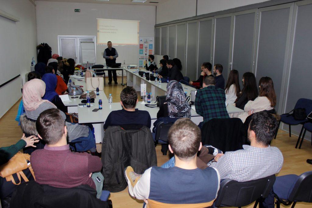 BYS: tribina i nova predavanja