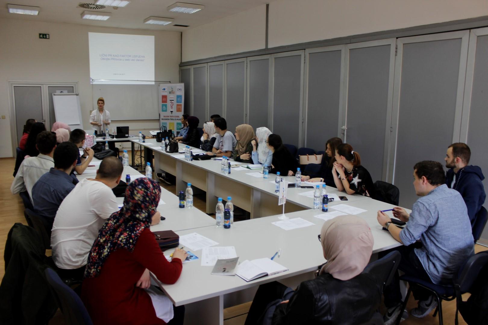 Balkanska škola za mlade: Novi ciklus