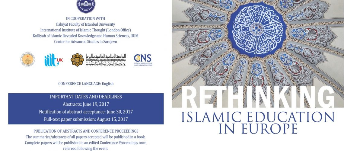 call-for-papers-rethinking-islamic-education-in-europe