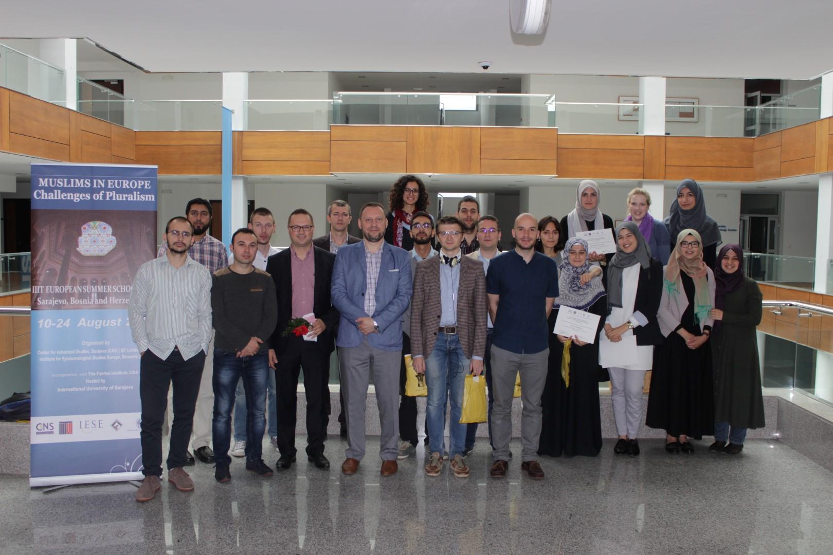 Završena četvrta IIIT Evropska ljetna škola