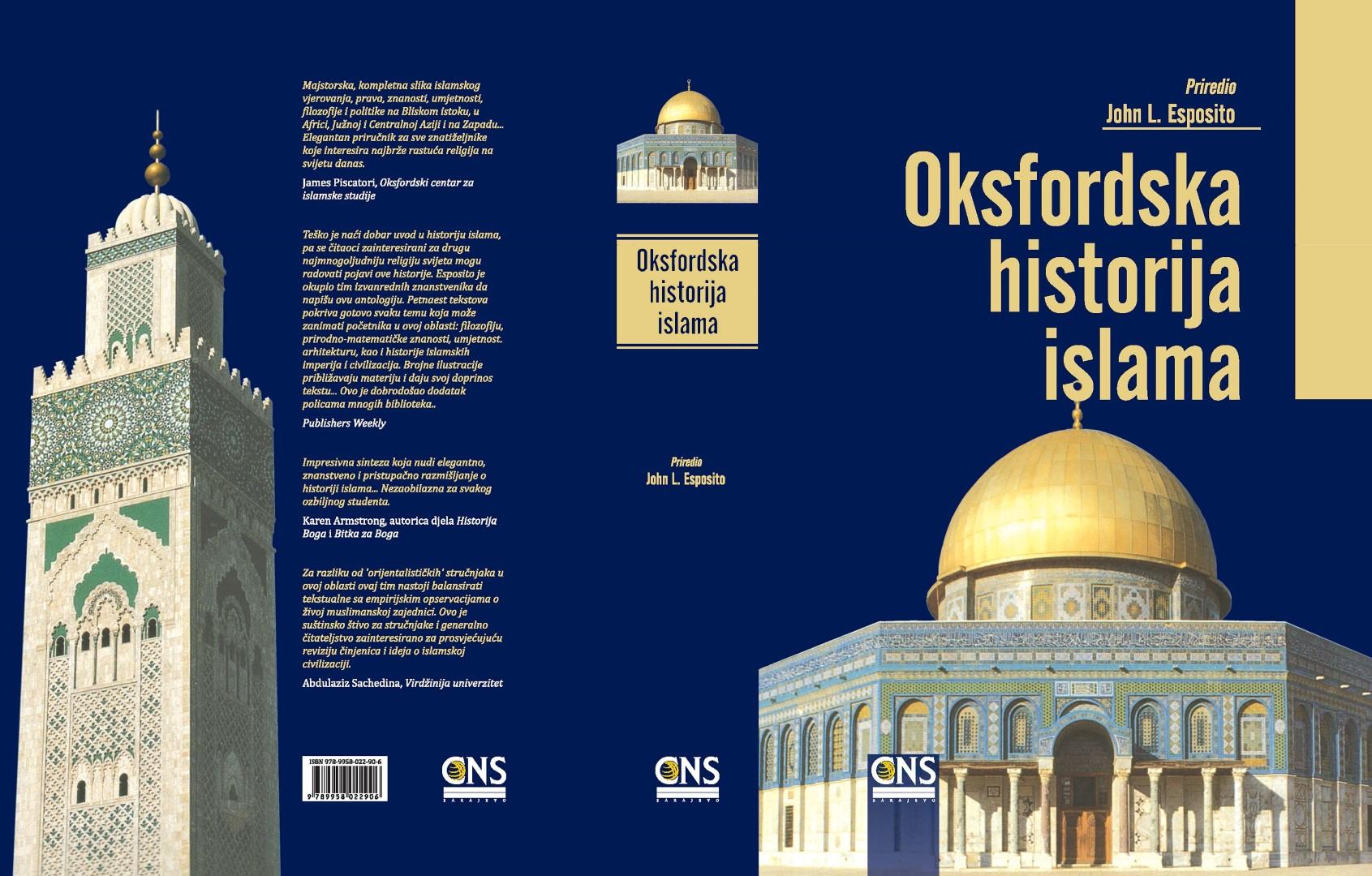 Novo izdanje: Oksfordska historija