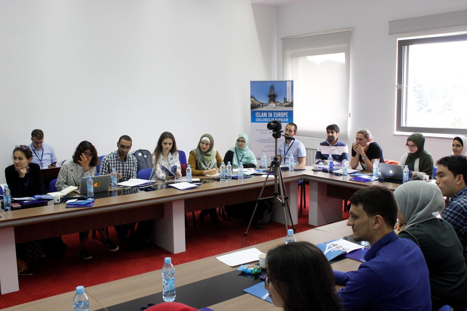 """IIIT European Summer School """"Islam in Europe: Challenges of Pluralism"""""""