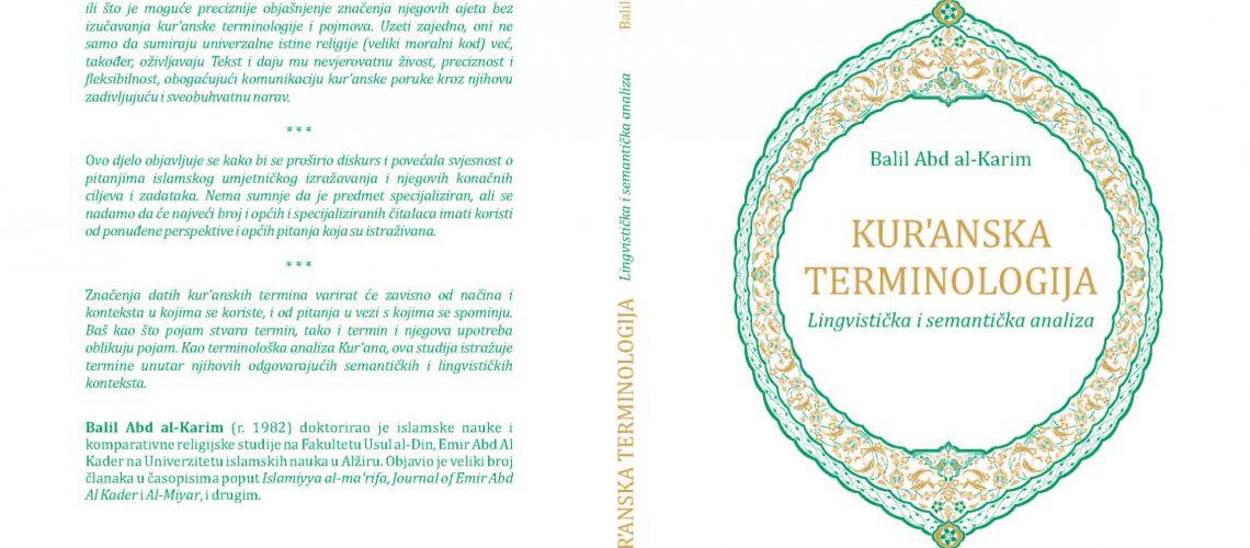 novo-izdanje-kuranska-terminologija-lingvisticka-i-semanticka-analiza