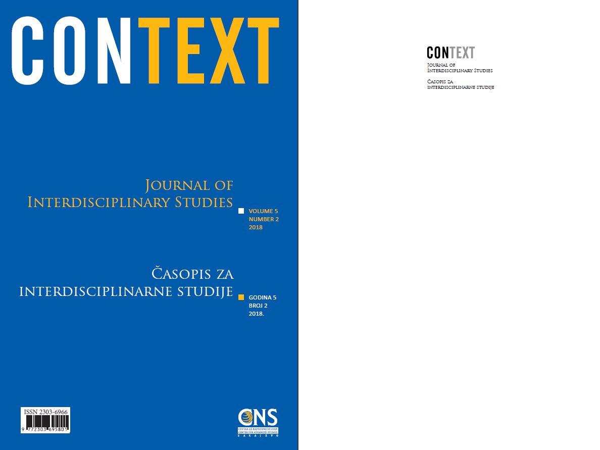Časopis za interdisciplinarne studijeContext