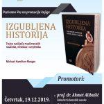 promocija-knjige-izgubljena-historija-autora-michael-h-morgana-u-mostaru