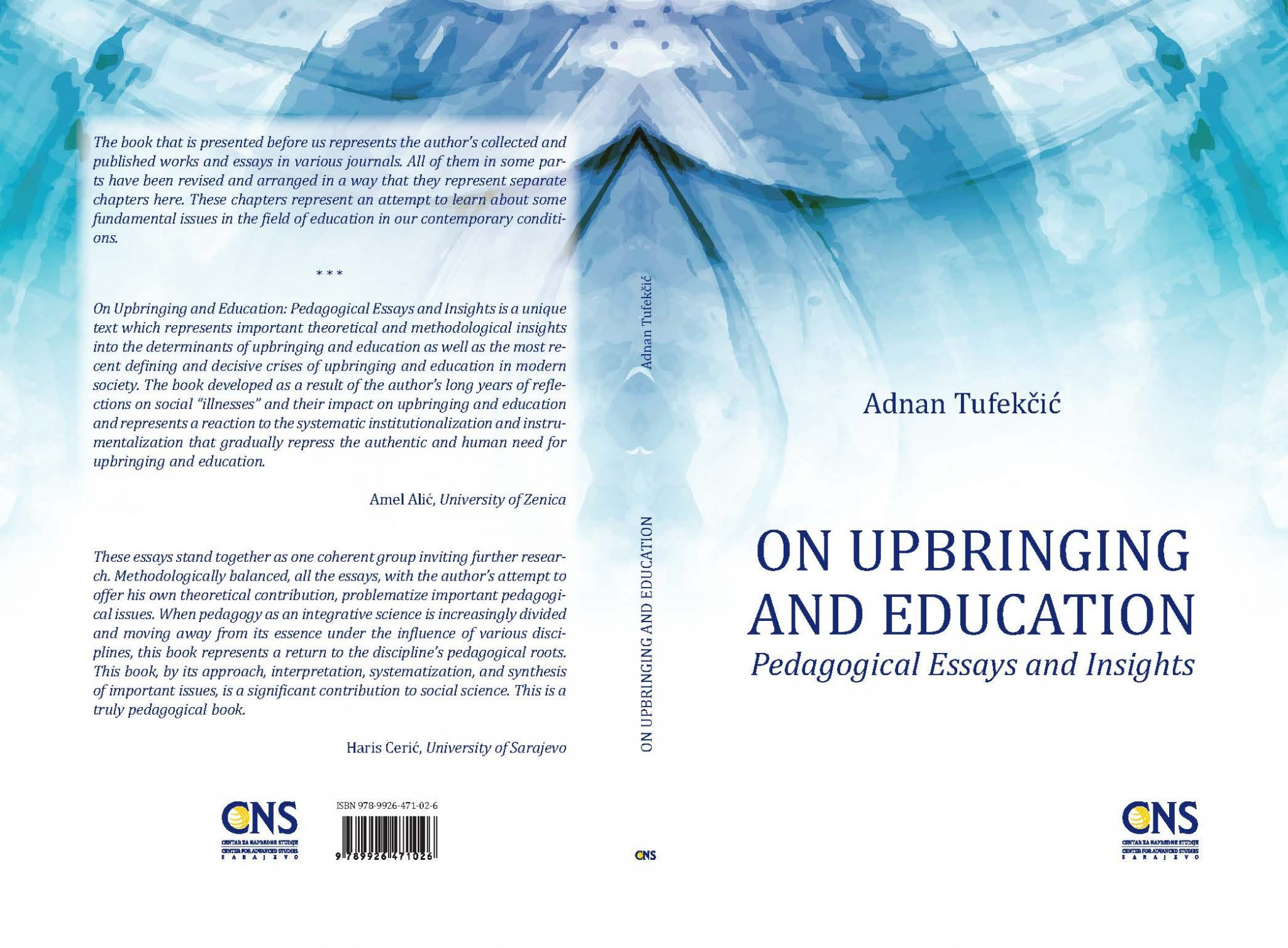 On Upbringing and Education: Pedagogical Essays and Insights