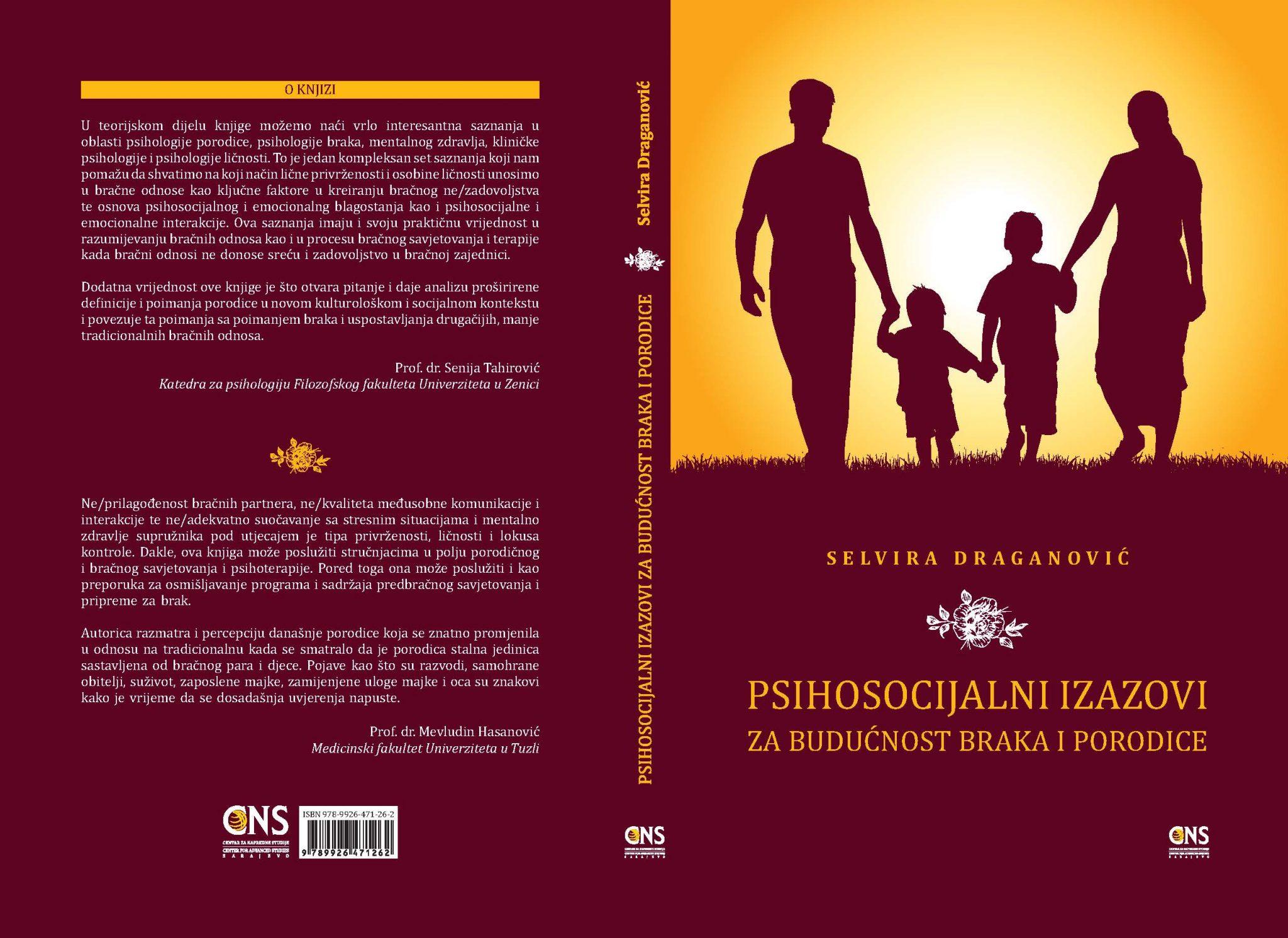 Psihosocijalni izazovi za budućnost braka i porodice