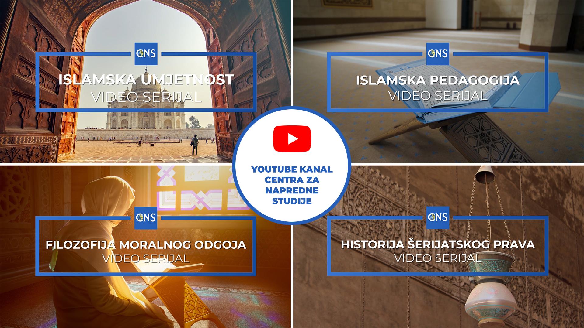 Edukativni video moduli Centra za napredne studije