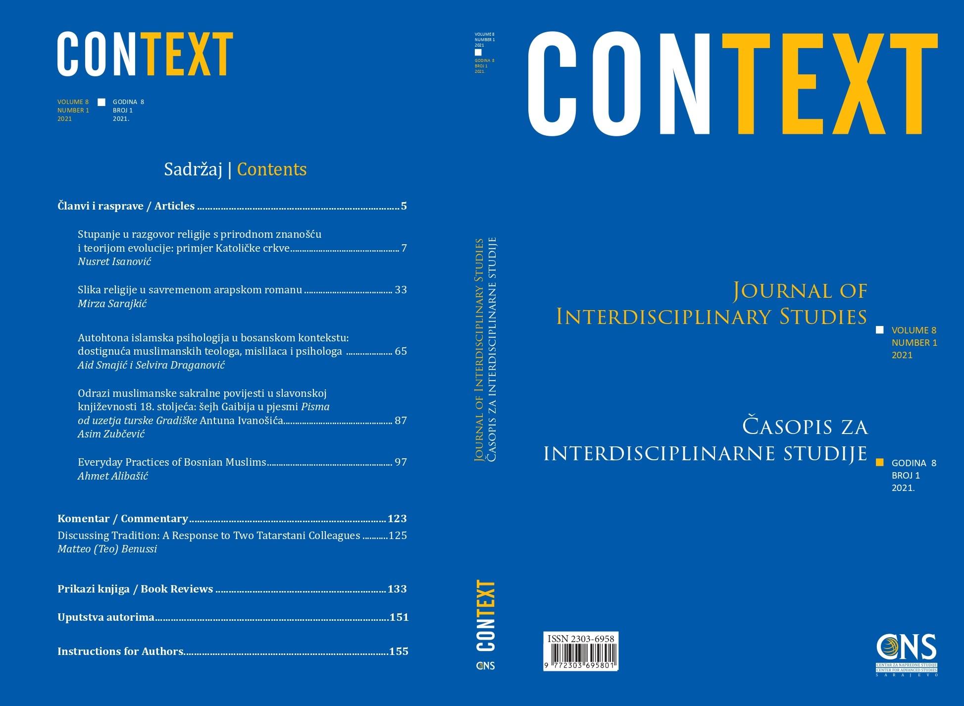 Context 8.1